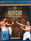 KILLER CLANS Die Herrschaft des Schwertes -Blu-ray Shaw Bros