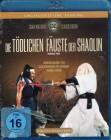 DIE TÖDLICHEN FÄUSTE DER SHAOLIN Blu-ray Shaw Brothers