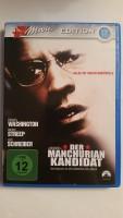 DVD ** Der Manchurian Kandidat *Uncut*Deutsch*Meryl Streep*