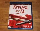 FREITAG DER 13. Teil 2 (Blu-ray, Erstauflage)