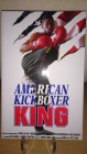 American Kickboxer King # Große Hartbox # Limited 50 Cover A