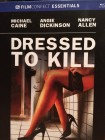 Dressed to kill - Mediabook - Blu-Ray - Unrated