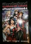 Wonderland 11 - Kampf der Königinnen - Panini Comic - TOP