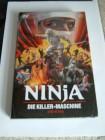 Ninja - Die Killer Maschine (große Buchbox, limitiert, OVP)