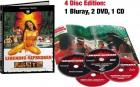 Lebendig gefressen - 4-Disc Mediabook NEU/OVP