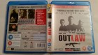 Blu-Ray ** Outlaw *Uncut*UK*Football Factory*Actionkracher*