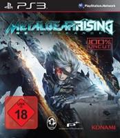Metal Gear Rising Revengeance - PS3 uncut OVP