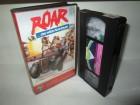 VHS - ROAR...das wilde Leben - VPS Einleger - SELTEN