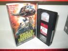 VHS - Killer Instinkt - Ein Mann wie Rambo - Vestron