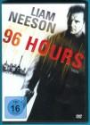 96 Hours DVD Liam Neeson, Maggie Grace guter gebr. Zustand