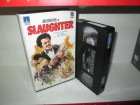 VHS - Slaughter - Jim Brown - Thorn Emi