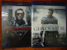 2 Blu-ray COVER / HÜLLEN Terminator & Gladiator