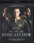 FOXCATCHER Blu-ray - genialer Ringer Film Steve Carrell