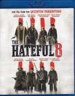THE HATEFUL 8 Blu-ray - Tarantino Western Samel L. Jackson