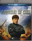 ARMOUR OF GOD Chinese Zodiac - 3D Blu-ray Jackie Chan