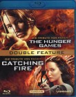 Tribute von Panem - HUNGER GAMES + CATCHING FIRE 2x Blu-ray