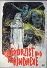DER EXORZIST UND DIE KINDHEXE Okkult Horror Klassiker