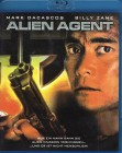 ALIEN AGENT Blu-ray - Mark Dacascos Billy Zane SciFi Action