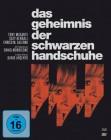Das Geheimnis der schwarzen Handschuhe DVD/BD Mediabook OVP