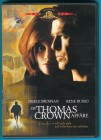Die Thomas Crown Affäre DVD Rene Russo, Pierce Brosnan s g Z