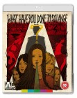 What have you done to Solange - Giallo BLU RAY + DVD