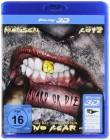 Board or Die 3D-BluRay [3D Blu-ray] Neuwertig