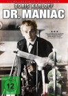 Boris Karloff: Dr. Maniac - Filmklassiker  DVD OVP
