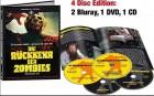 DIE RÜCKKEHR DER ZOMBIES – 4-Disc Mediabook - OVP