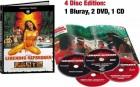 Lebendig Gefressen – 4-Disc Mediabook - Neu + OVP