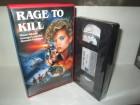VHS - Rage to Kill - Stewart Granger - Maud Adams - NEU