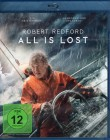 ALL IS LOST Blu-ray - Robert Redford See Survival Thriller