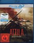 ATTILA Master of an Empire - Blu-ray 3D Fantasy Schlachten
