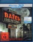 THE BATES HAUNTING Blu-ray 3D - Mystery Slasher Horror