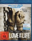LOVE OF MY LIFE Blu-ray 3D harter Folter Drama Horror