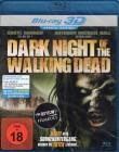 DARK NIGHT OF THE WALKING DEAD Blu-ray 3D Asylum Zombies
