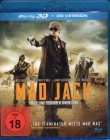 MAD JACK Blu-ray 3D Zeitreise Endzeit Action im Mad Max Stil