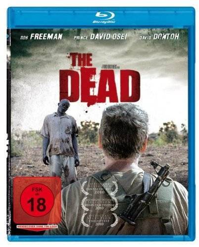 The Dead [Blu-ray] OVP