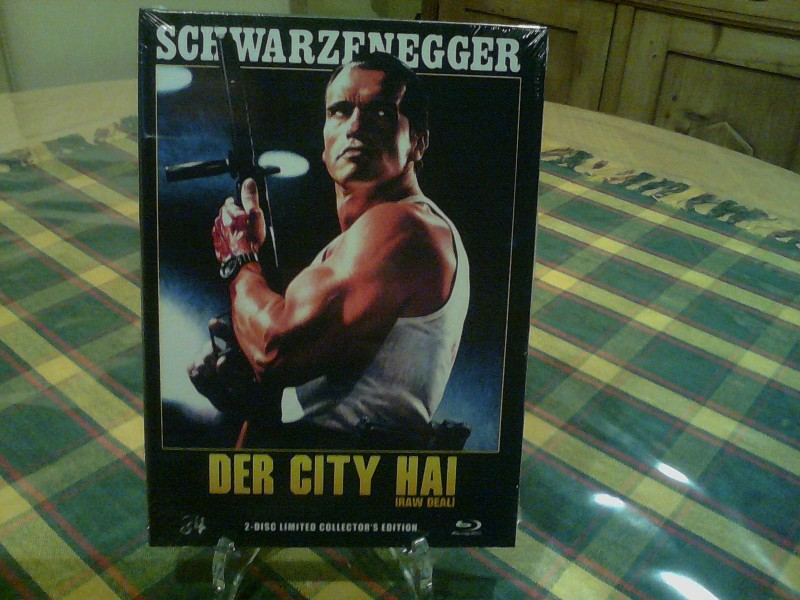 Der City Hai Mediabook Ovp.