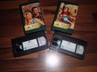 Ben Hur + Quo Vadis (VHS/deutsch) MGM Greats ** RAR!!! **