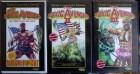 The Toxic Avenger 1 - 3 - VHS - Troma (NEUWERTIG)
