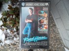 "Road House, Patrick Swayzee, Action, FSK 18, ""VHS-Kass"