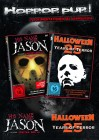 His name was Jason + Halloween 25 Years of (00445225,Kommi)