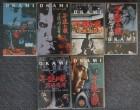 Okami - Lone Wolf and Cub (1-6, VHS, REM)