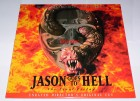 Jason goes to Hell Laserdisc - Unrated -