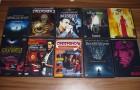 STEPHEN KING Megabox 11 DVDs uncut & Bonus-Mediabook