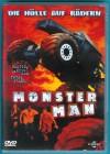Monster Man - Die Hölle auf Rädern DVD guter Zustand