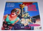Tank Girl Laserdisc