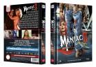Maniac 2 Love to kill - 2Disc Mediabook A Lim 555 OVP