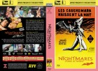 Nightmares Come at  Night - Blu-ray gr Hartbox Lim 44 Neu