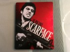 Scarface - Al Pacino - Blu Ray Steelbook